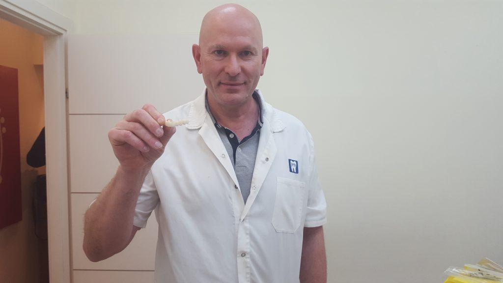 דר מץ רופא שיניים מומלצים רמת גן