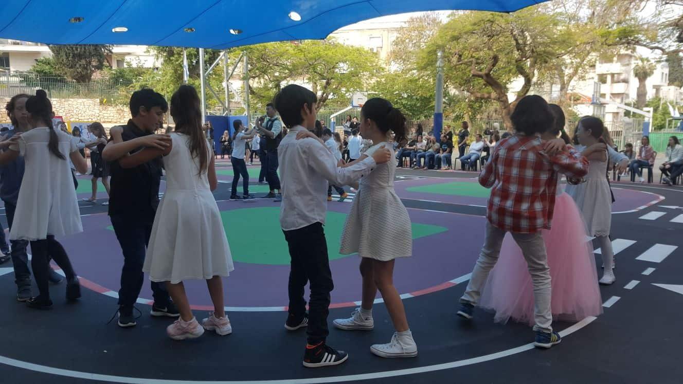 כיתות רוקדות