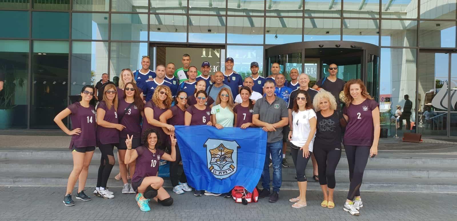 נבחרת הכדורשת של עיריית רמת-גן