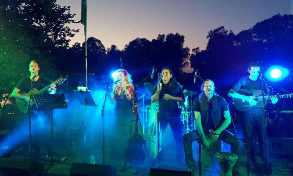 להקת אניס עושים שמח בחתונה, צילום: באדיבות הבית להרכבים מוזיקליים