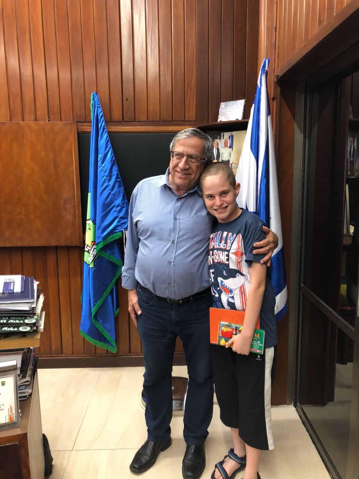 כשעידן פגש את ישראל, צילום: פרטי