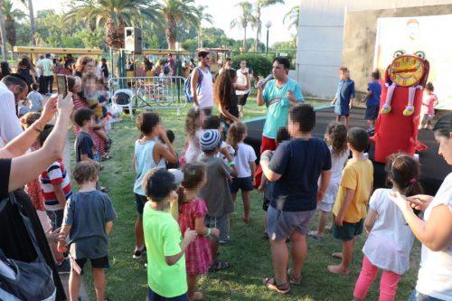אירועי קיץ מיוחד מתקיימים בעיר זו השנה הרביעית, צילום: באדיבות דוברות עיריית רמת גן