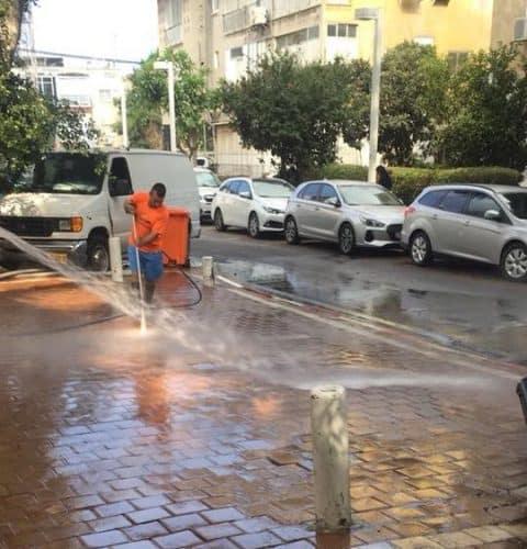 היערכות העירייה לחגי תשרי