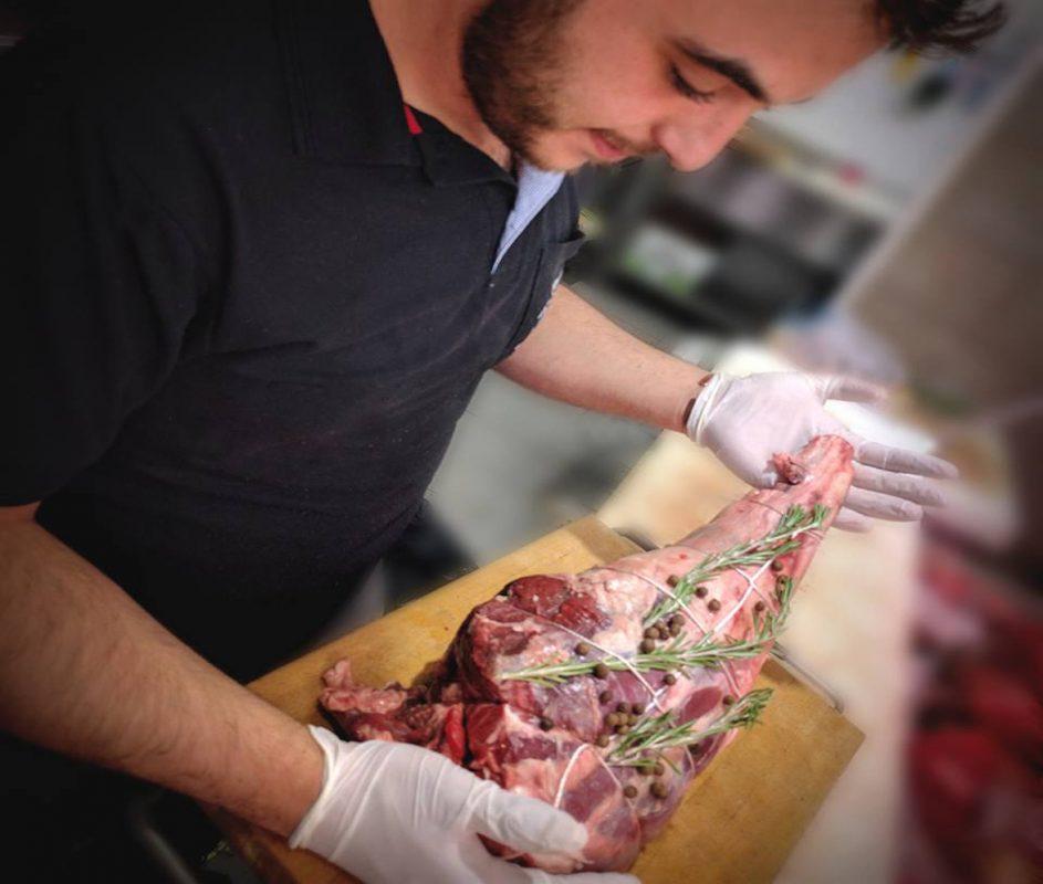 עיראקי מקור הבשר