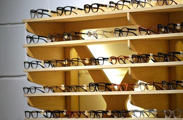 חנויות משקפיים ברמת גן