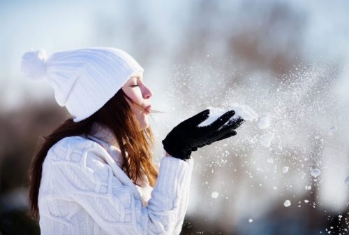 שמירה על העור בחורף