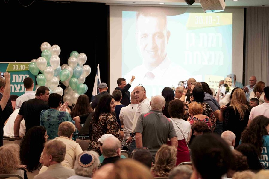 מעל 1000 איש בכנס של כרמל שאמה