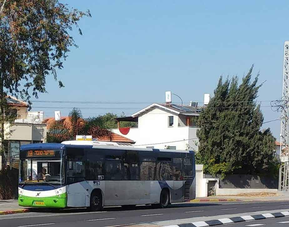 אוטובוס. אילוסטרציה