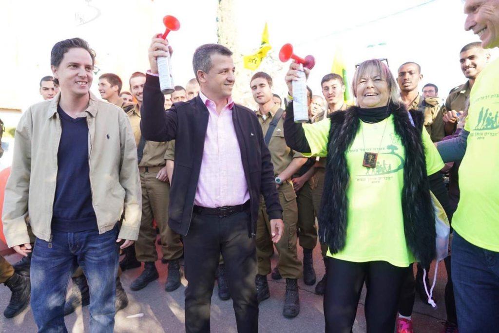הצעדה צילום :אילן ספירא