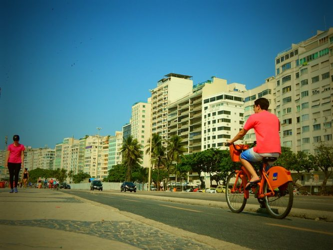שביל האופניים החדש בתל אביב