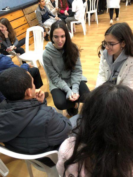 שיתוף פעולה בין בתי הספר