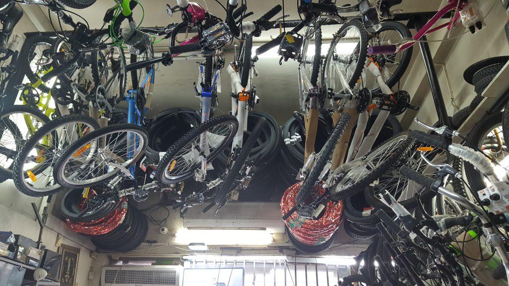 אופני משיח רמת גן