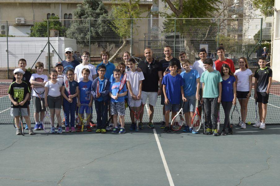 מרכז הטניס ברמת גן