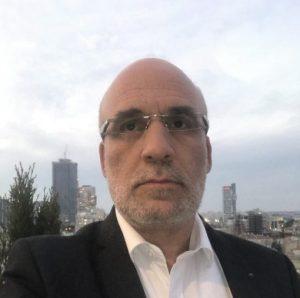 אברהם להב, יור ארגון הקבלנים מחוז דן