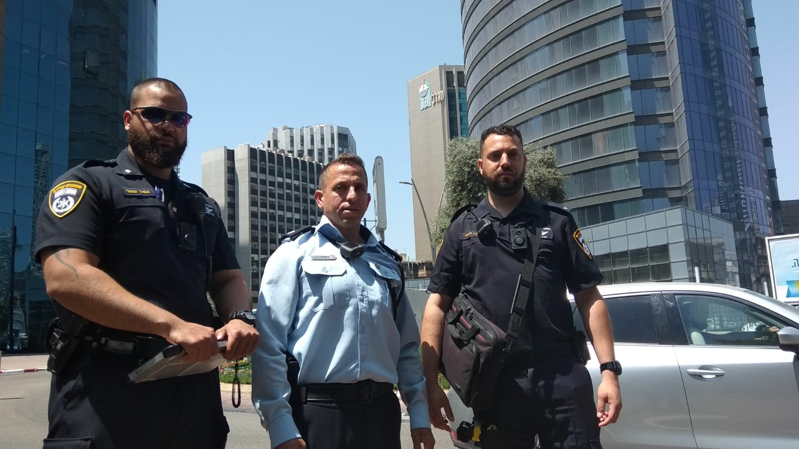 משטרת הבורסה
