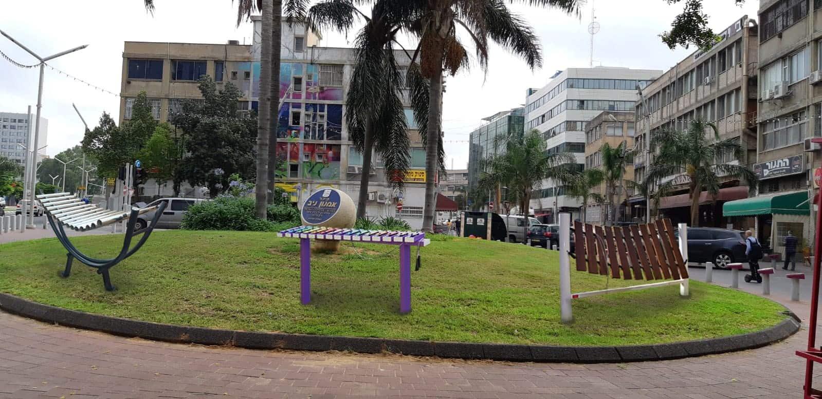 כיכר בצלאל