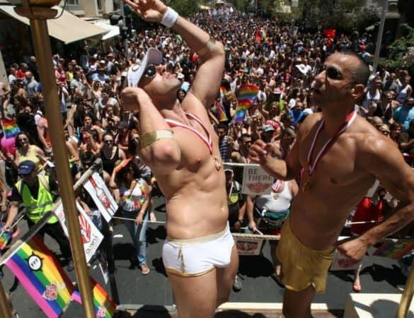 מצעד גאווה בתל אביב