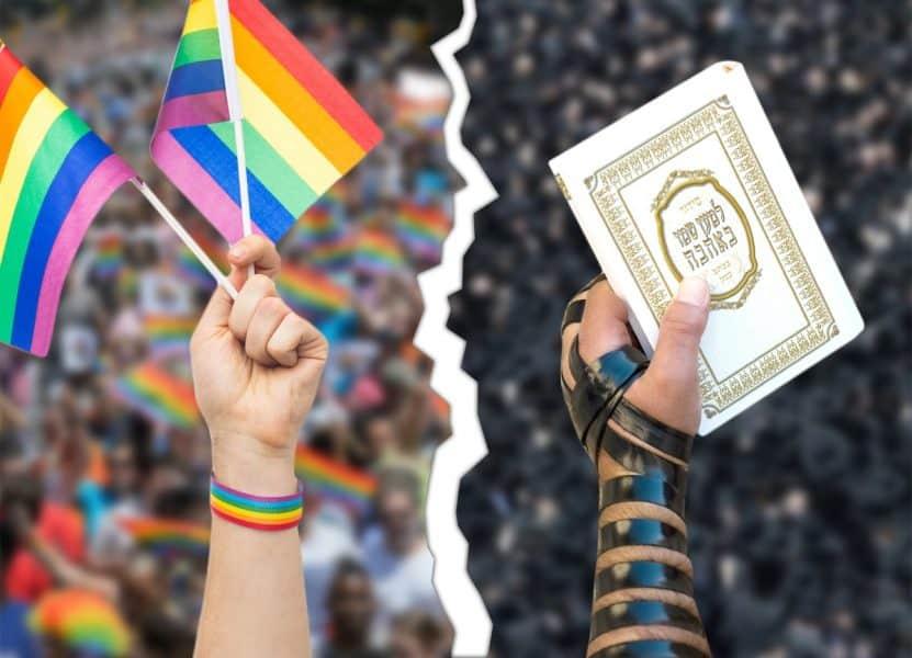 משבר בין חילוניים לדתיים ברמת גן