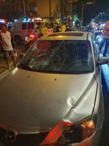 התאונה בנגבה