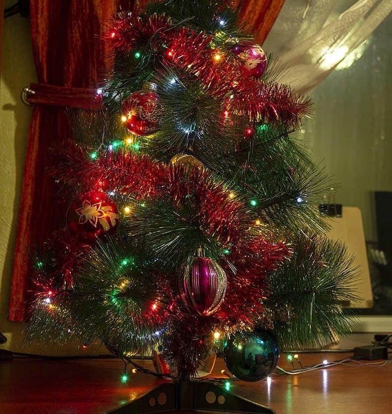 Алексей Трефилов עץ חג המולד צילום ויקיפדיה