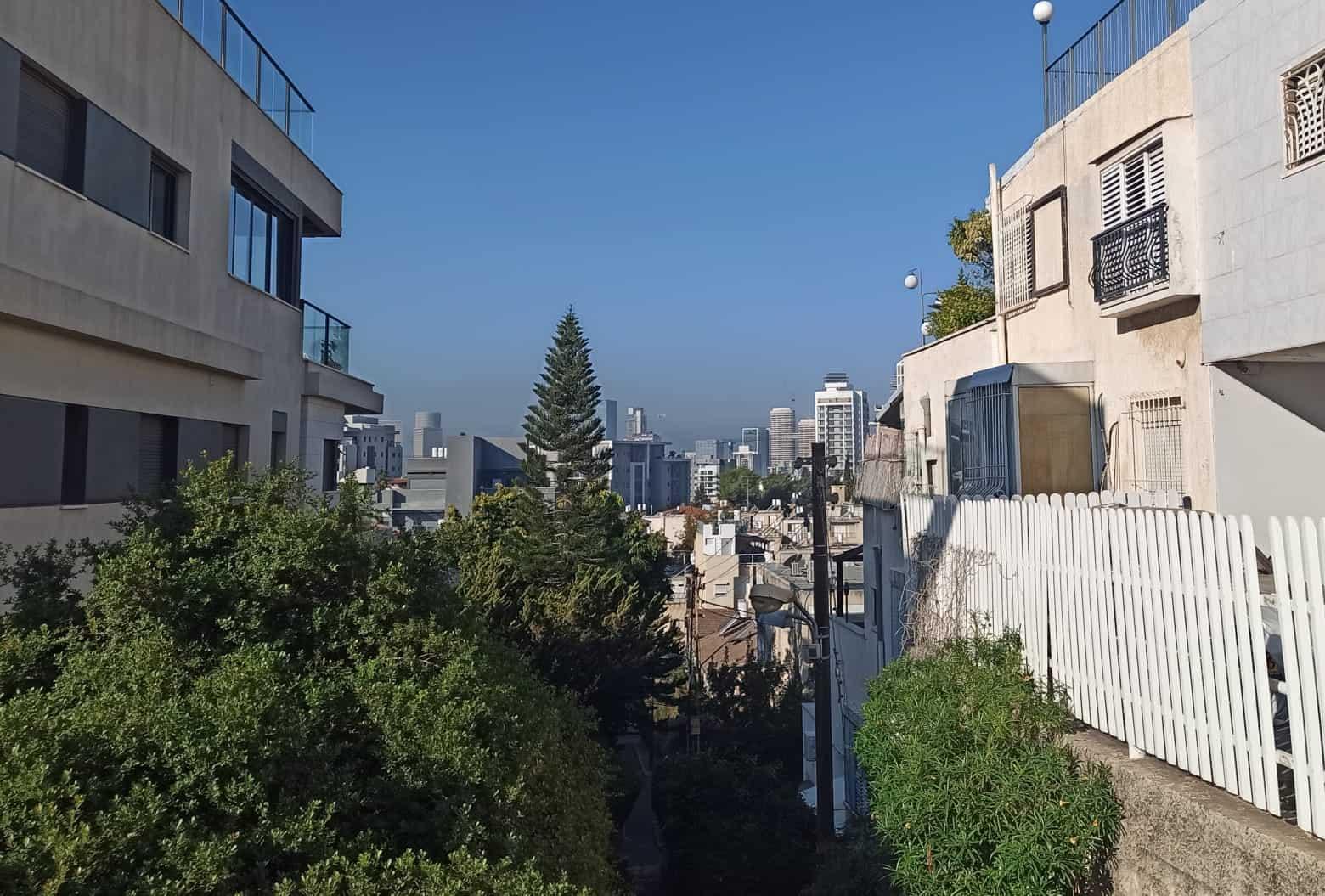 נוף רמת גן