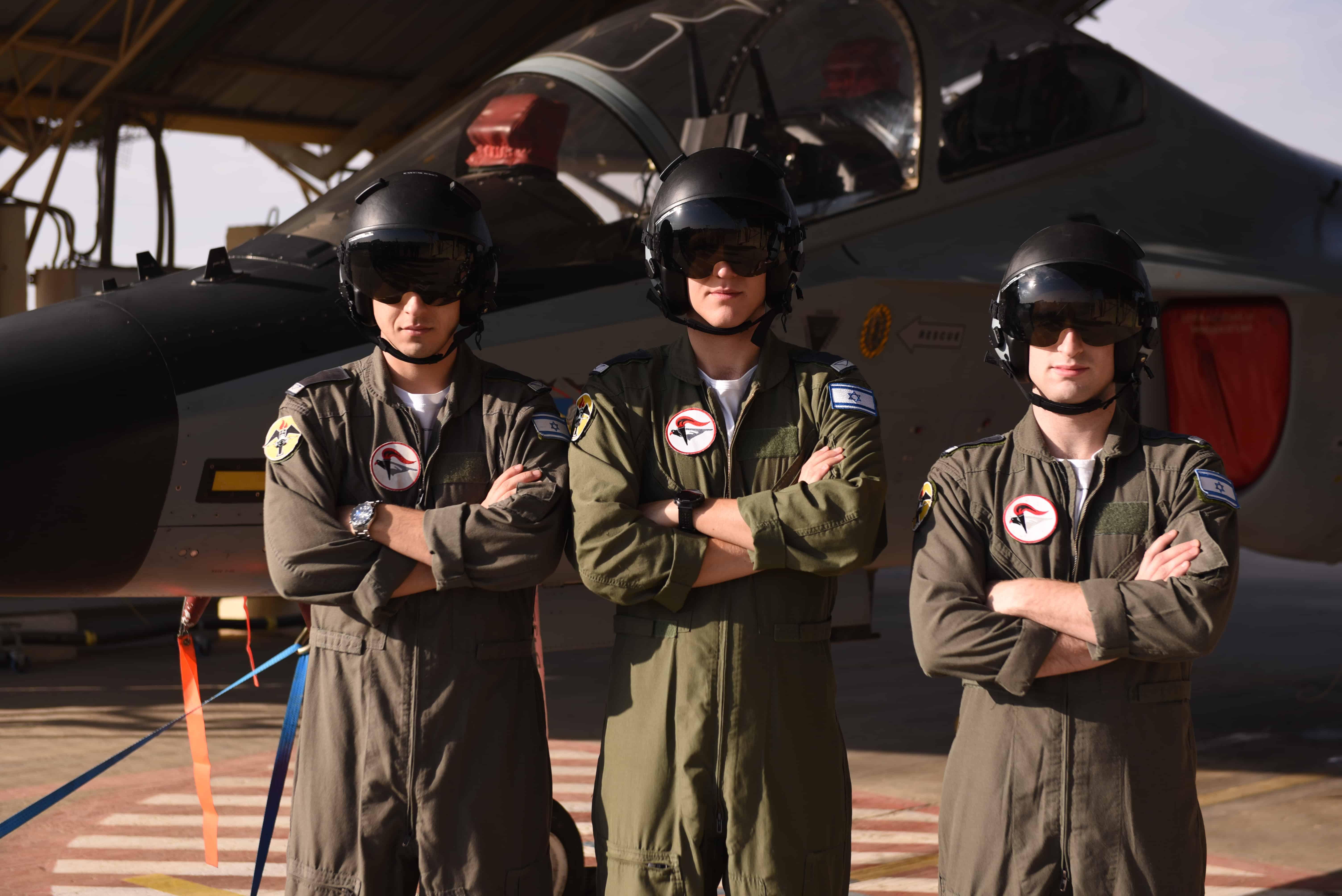 הטייסים של רמת גן