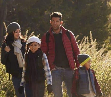משפחות מטיילות