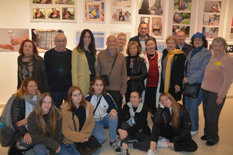 תערוכת השואה בתיאטרון גבעתיים