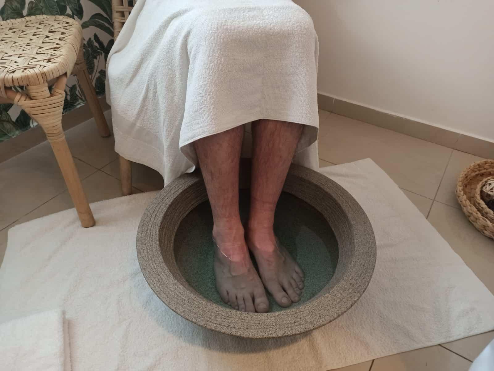 טיפול רגליים צילום נטלי פורטי