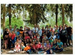 משפחה של ליאורה צילום פרטי