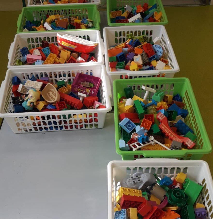 עזרי למידה וצעצועים, חוטאו. צילום: עיריית גבעתיים