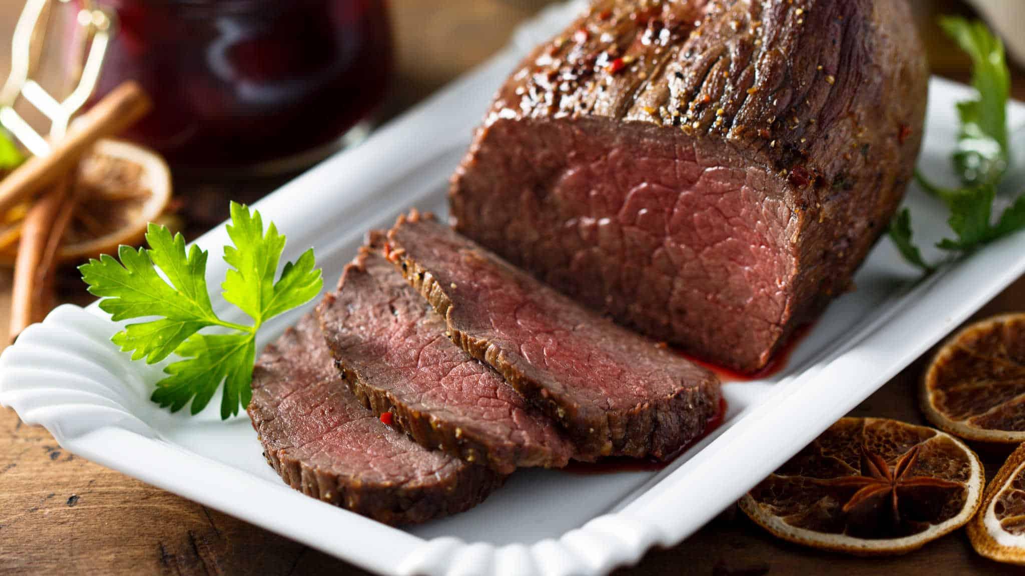 צלי בשר חגיגי באדיבות חלי