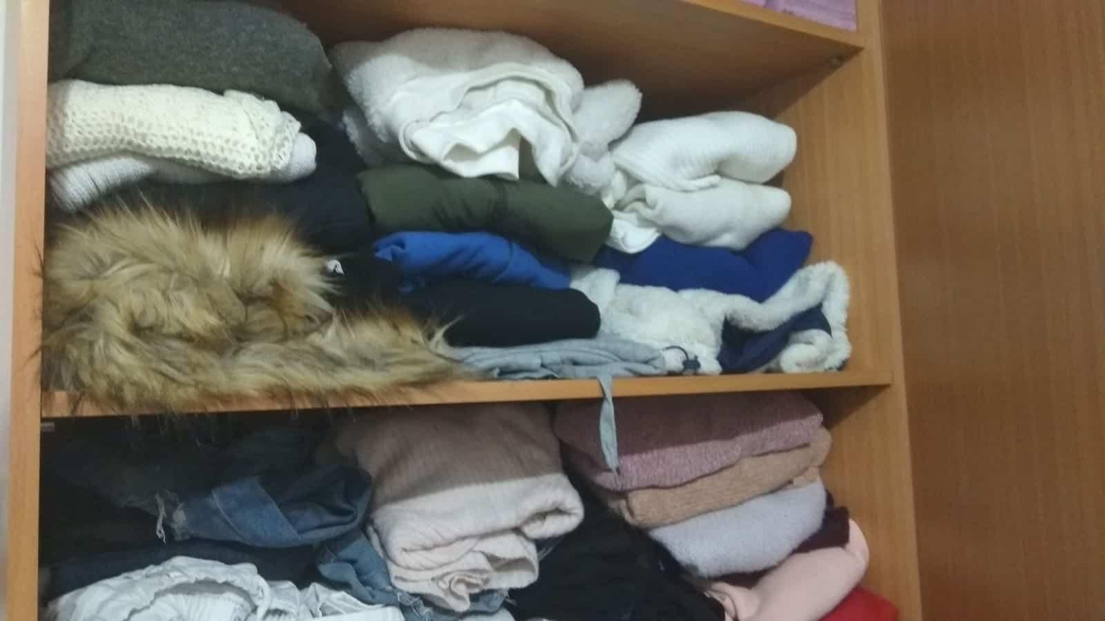 ארון בגדים צילום רג ניוז