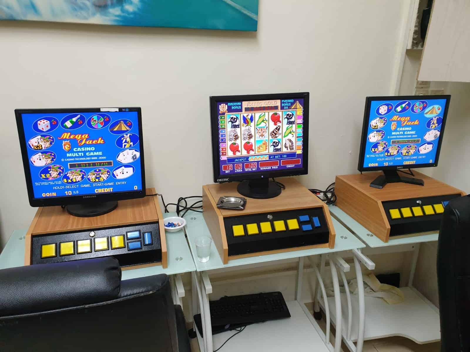 רמת גן: פעילות משטרת ישראל נגד עסק להימורים בלתי חוקיים
