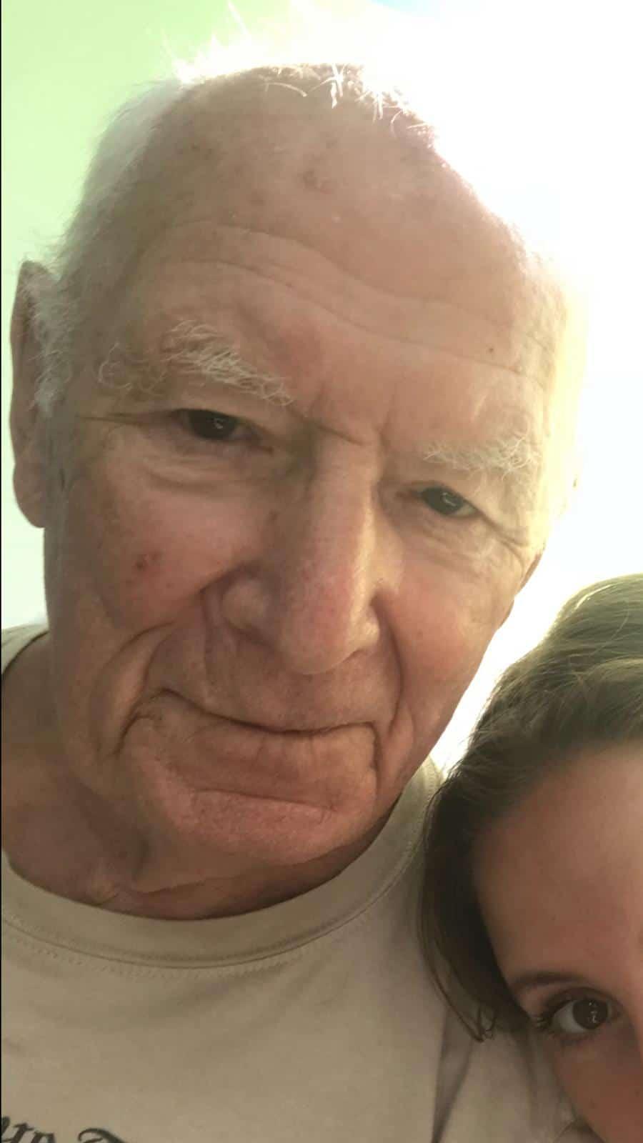 הנעדר מרמת גן: בן 85 מבוגר, לרוב חובש כובע מצחיה