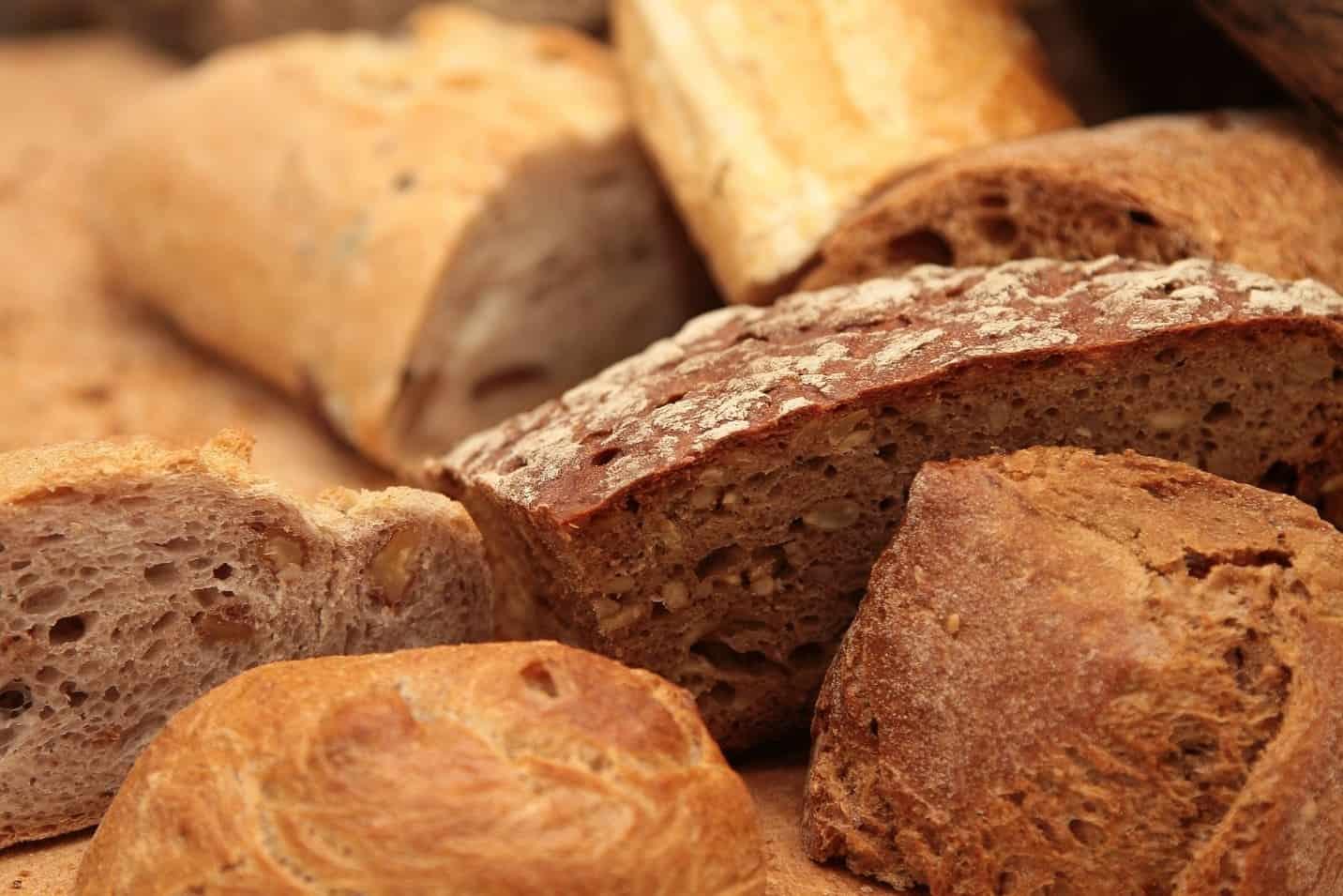 לחם pixabay