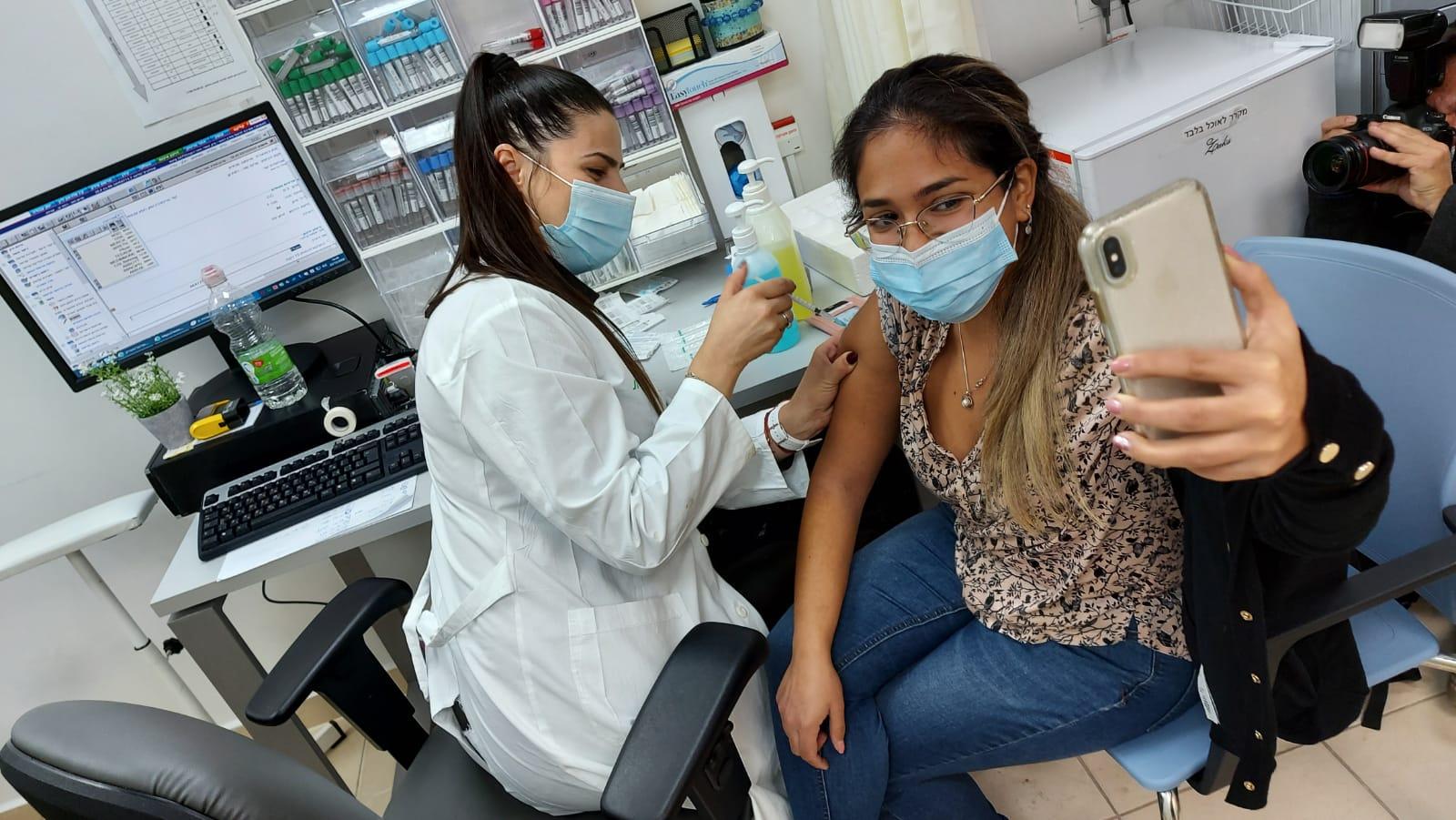 חיסון כללית ברג