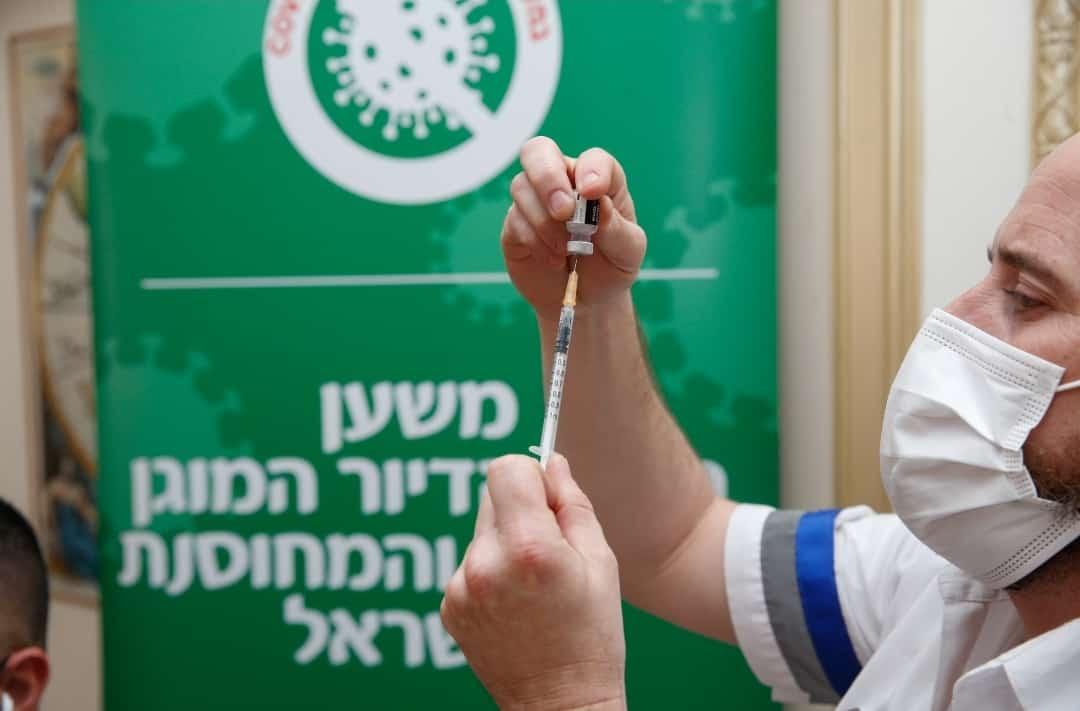 חיסונים במשען (צילום ניר קידר)