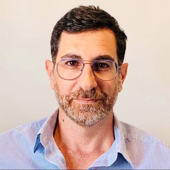 """אריק כהן מנהל רשת am pm (צילום יח""""צ)"""