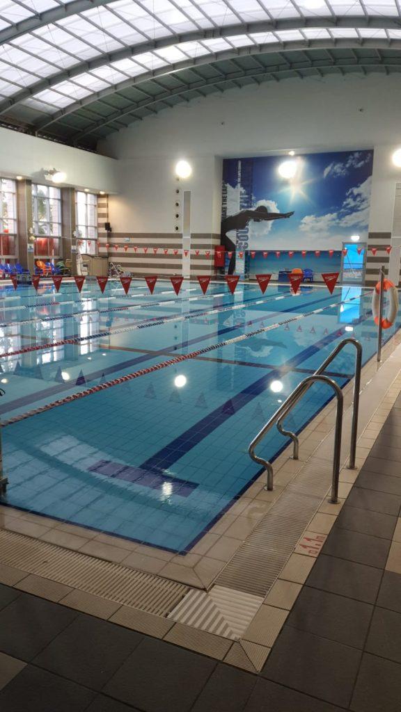 בריכת שחייה ברשת הולמס פלייס (צילום מורן אוחנה)